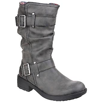 Rocket Dog Womens Trumble Biker Boot