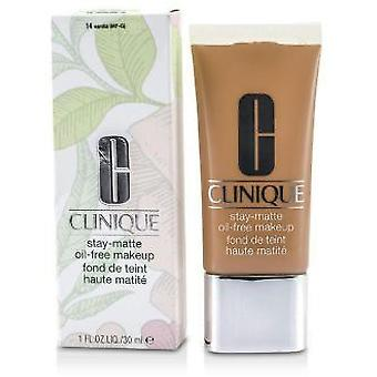 Clinique Stay-Matte Oil-Free Makeup (Make-up , Face , Bases)
