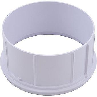 Pentair 516259 Vinyl Deck Collar with Inserts - White