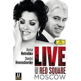 Live From Red Square Moscow [BLU-RAY] USA import
