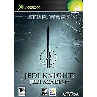 Star Wars Jedi Knight Jedi Academy (Xbox)