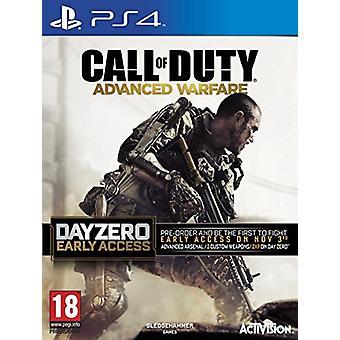 Call of Duty Advanced Warfare Day Zero Edition (Playstation 4)