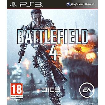 Battlefield 4 (PS3)-Limited Edition