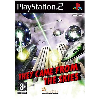 Ils sont venus du ciel (PS2)