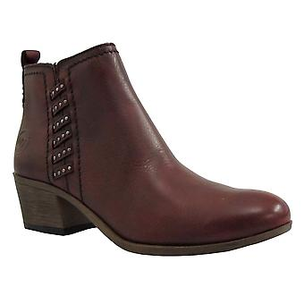 Marco Tozzi Womens Ankle Boot 25320 Bordo