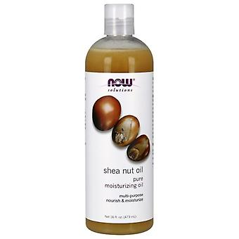 Now Foods Shea Nut Oil Liquid 473 ml (Cosmetics , Body  , Body oils)