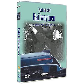 Portraits of Railwaymen DVD