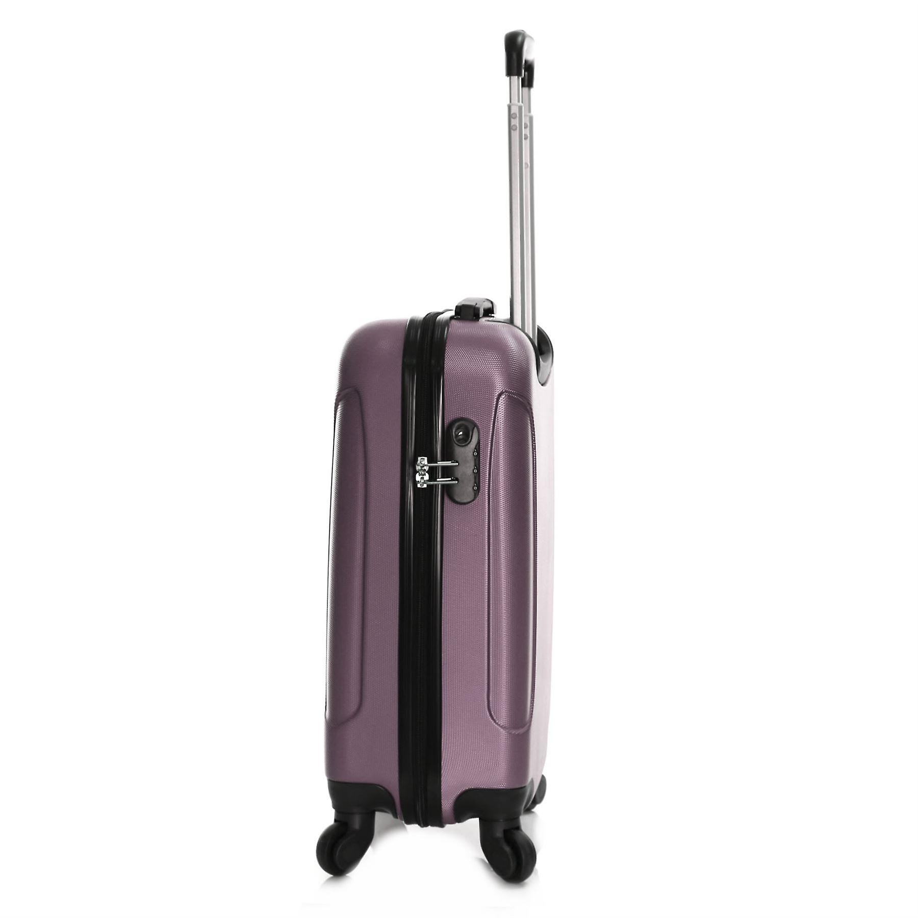Slimbridge Alameda 55 cm Hard Suitcase, Rose Gold