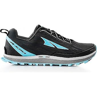 Superior 3.0 Charcoal/Blue Womens Zero Drop Running Shoes