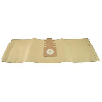 Bolsas de polvo de papel de aspiradora Electrolux Uz920