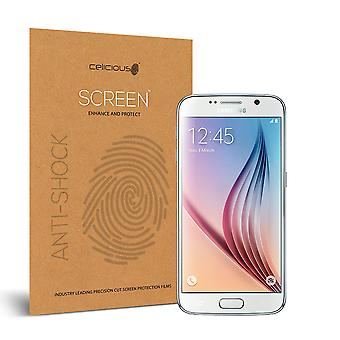 Celicious Impact Anti-Shock Screen Protector for Samsung Galaxy S6