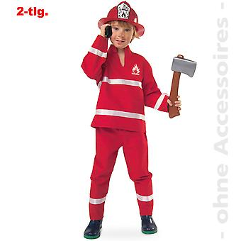 Fireman costume children fire engine fire fire extinguisher child costume