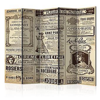 Rumdeler - Vintage blade II [værelse delelinjer]