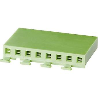 TE Connectivity Socket enclosure - cable AMPMODU MOD IV Total number of pins 10 Contact spacing: 2.54 mm 1-925369-0 1 pc