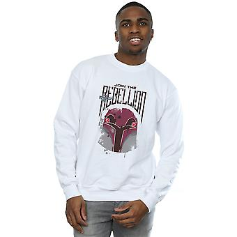 Star Wars Men's Rebels Rebellion Sweatshirt