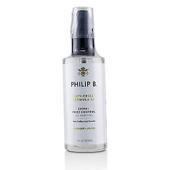 Philip B antikroes formule 57 (glans + Frizz Control - alle haartypes) - 60 ml/2 oz