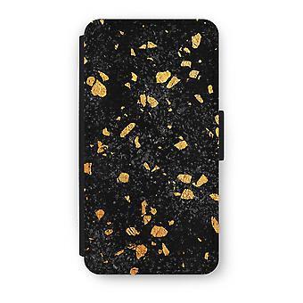 iPhone XS Flip Case - Terrazzo N ° 7