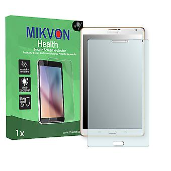 Samsung Galaxy Tab S 8.4 mit Telefonie with telephony Screen Protector - Mikvon Health (Retail Package with accessories)