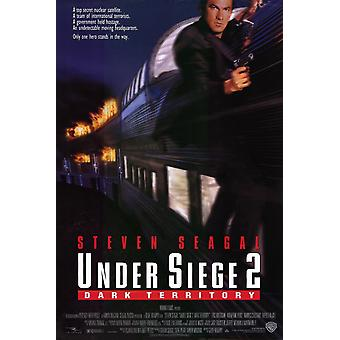 Under Siege 2 Dark Territory Movie Poster (11 x 17)