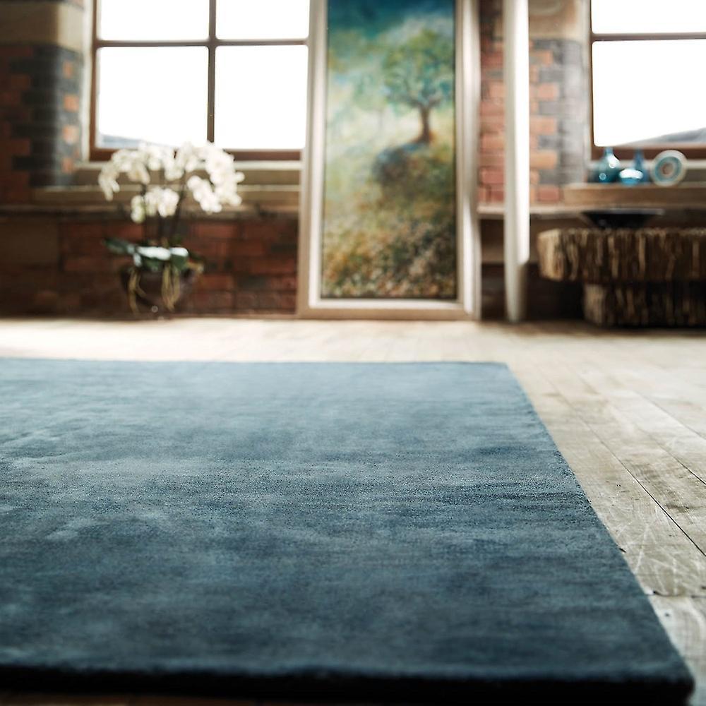 Karma Guru Egée Rectangle tapis Plain presque plaine tapis
