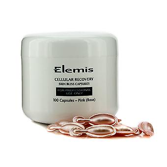 Elemis Cellular Recovery Skin Bliss Capsules (Salon Size) - Pink Rose 100 Capsules