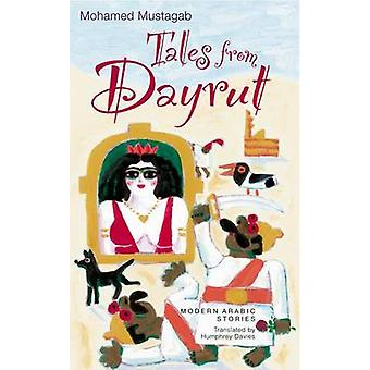 Tales from Dayrut by Mohamed Mustagab - 9789774161872 Book