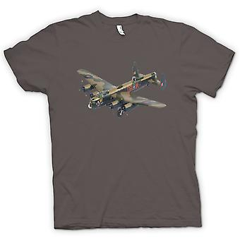 Kids T-shirt - Fighter Plane Bomber Camouflage