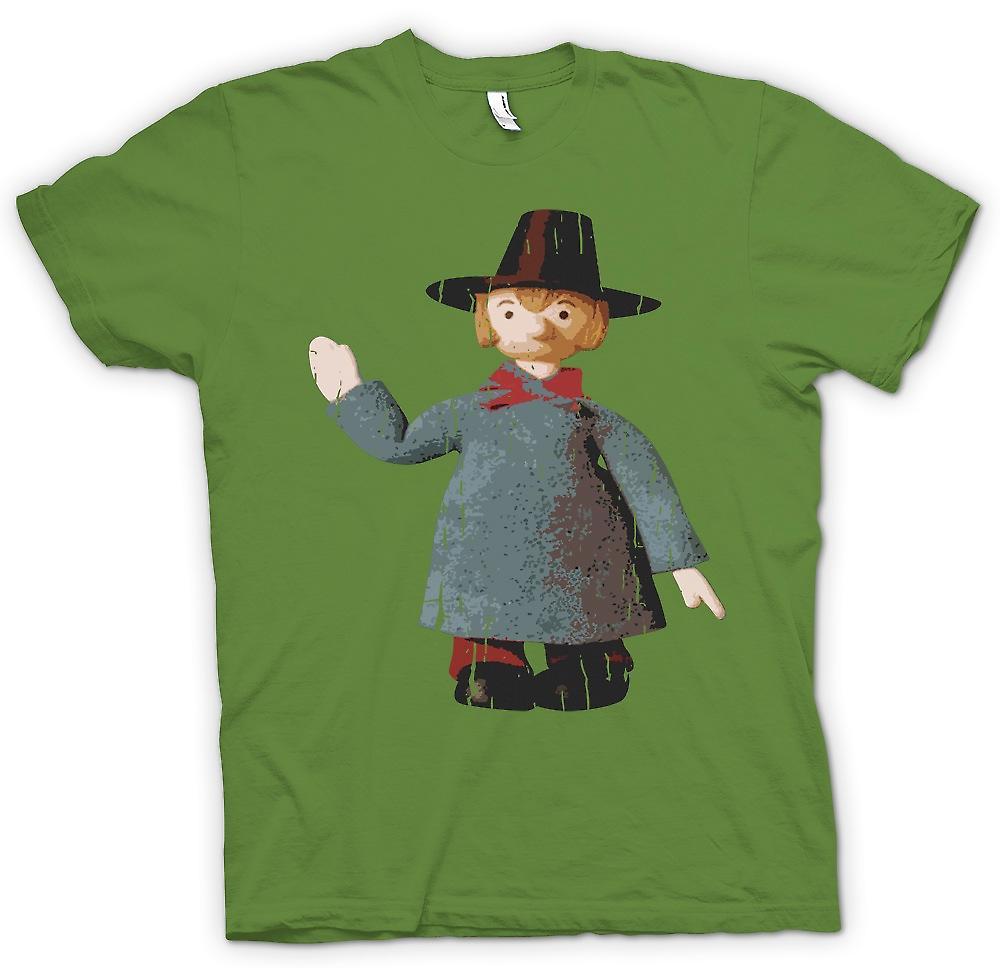 Mens T-shirt - windig Miller - Camberwick grün