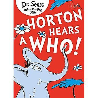 Horton hör en vem