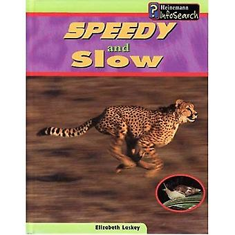 Speedy and Slow (Wild Nature) (Wild Nature)