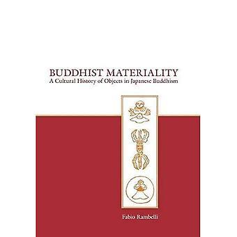 Buddhistiska väsentlighet: En kulturhistoria av objekt i japanska buddhismen (ARC: asiatiska religioner och kulturer) (ARC: asiatiska religioner och kulturer (Inbunden))