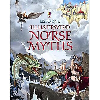 Ilustrado nórdicas mitos (Usborne ilustrado coleções de história)
