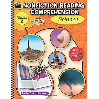 Begrijpend non-fictie lezen: Wetenschap, Grade 5