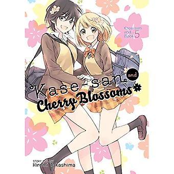 Kase-San and Cherry Blossoms (Kase-San)