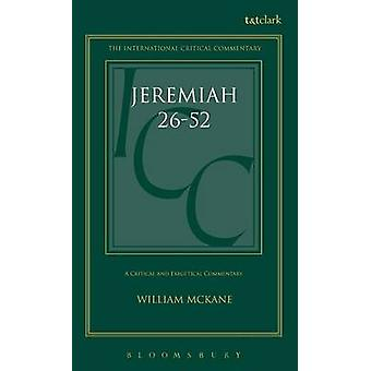Jeremiah ICC by McKane & William