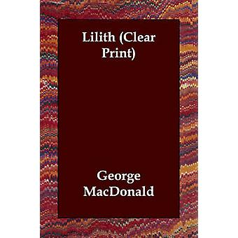 Lilith Clear Print by MacDonald & George