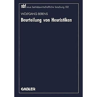 Beurteilung von Heuristiken und de Faber conséquent am Beispiel logistischer Probleme de Berens & Wolfgang