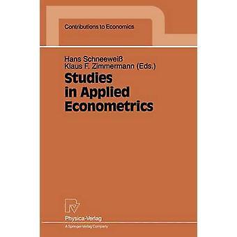 Studies in Applied Econometrics by Schneewei & Hans