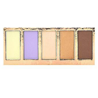 5 Colour Highlighter Illuminator Collection
