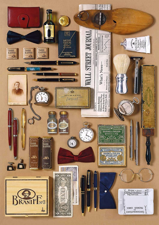 Piatnik The Sophisticated Gentleman Jigsaw Puzzle (1000 Pieces)
