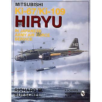 Mitsubishi ki-67/ki-109 Hiryu i den japanske hær Air Force service (rev
