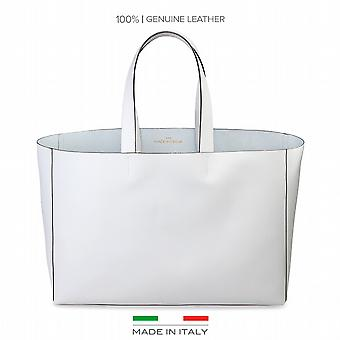 Made in Italia shopping bags ROMINA women white