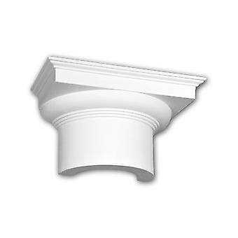 Half column capital Profhome 115005