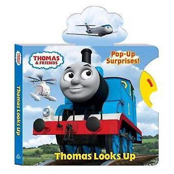 Thomas Looks Up by REV W Awdry - Billy Wrecks - Random House - 978030