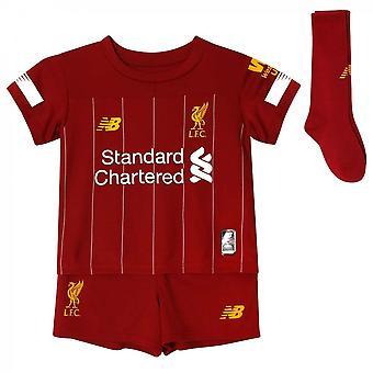 2019-2020 Liverpool Home Little Boys Mini Kit