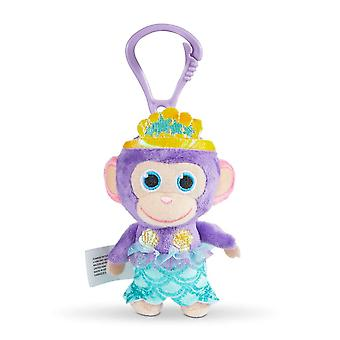 Wonder Park Chimp Clip-on Plush - Mermaid