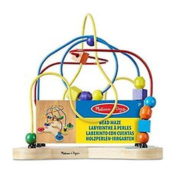 Kids Toys - Classic Bead Maze Wooden Educational Toy Melissa & Doug