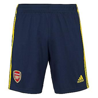 2019-2020 Arsenal Adidas away shorts Navy (kinderen)