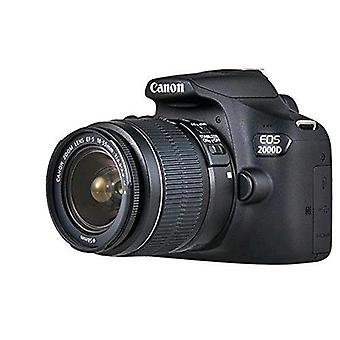 Canon eos 2000d fotocamera digitale slr 24.7 mpx display 3