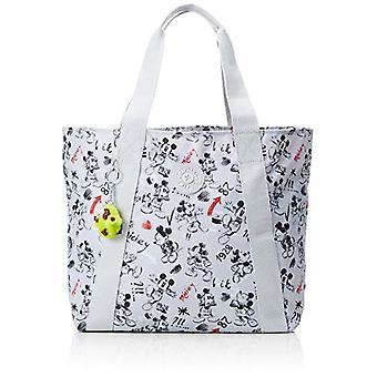 Kipling D Hye - Multicoloured Women's Tote Bags (Sketchgrey)